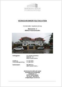Gutachten_Deckblatt_Rehkugler-Bühler_Immobiliengutachter Friedrichshafen Ravensburg
