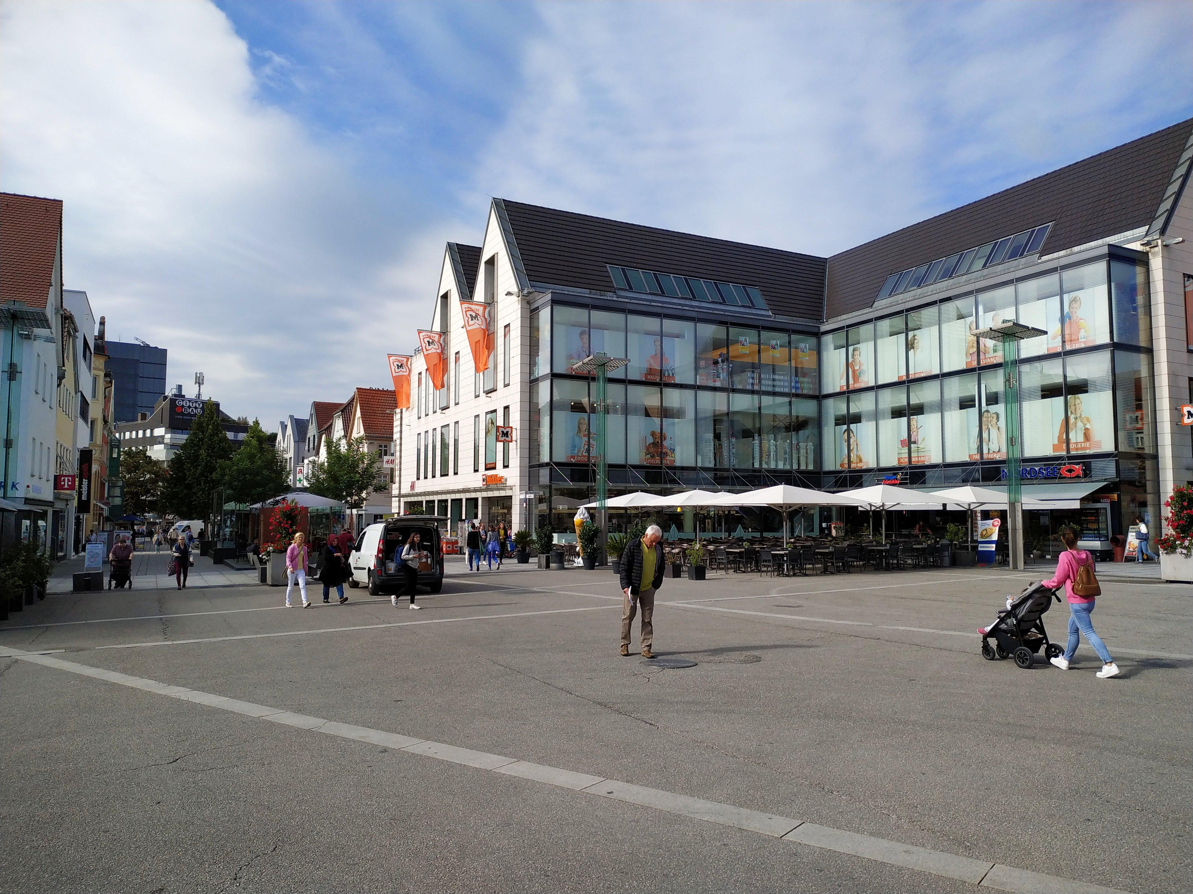 Göppingen Marktplatz