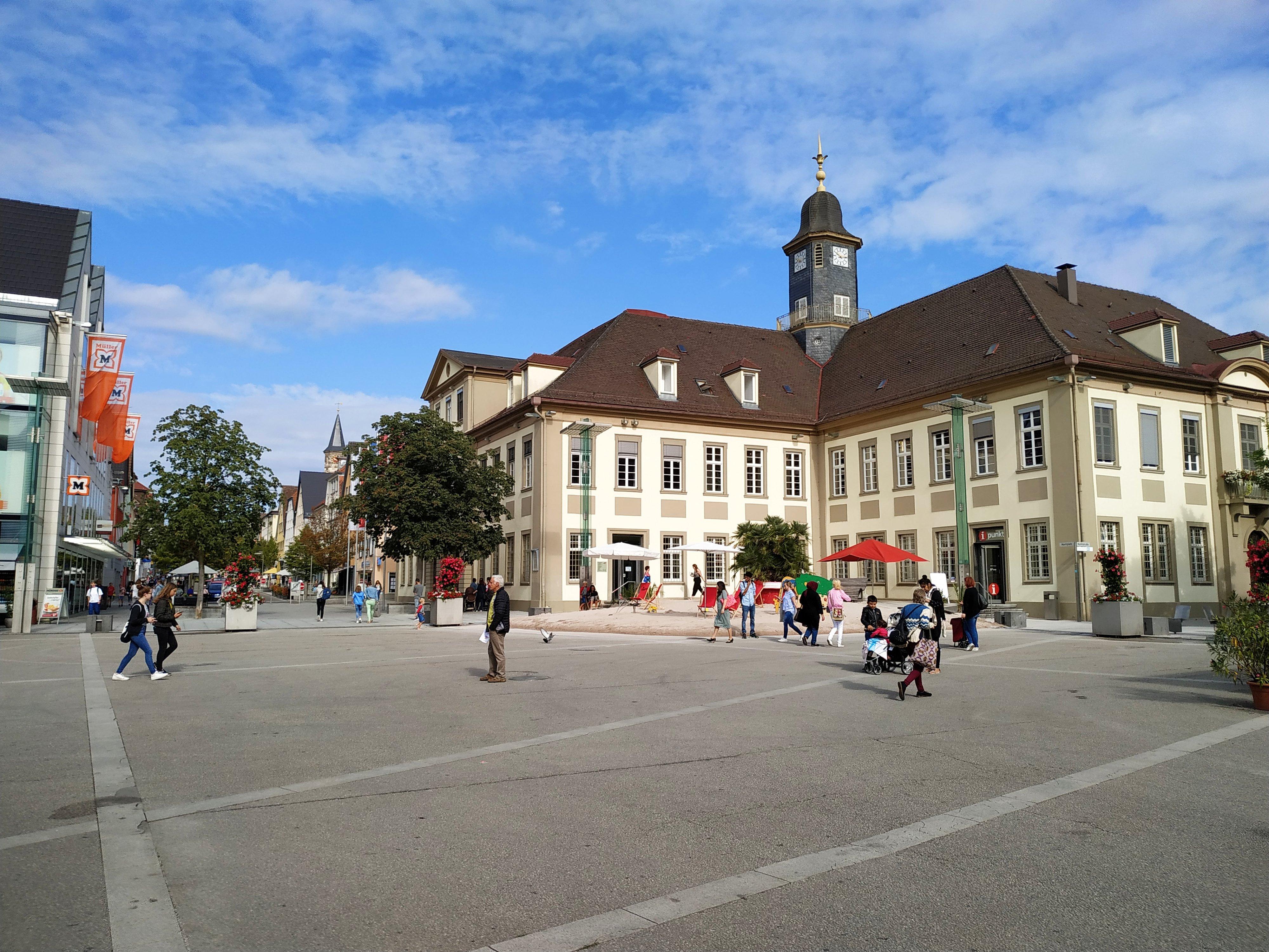 Göppingen Rathaus Immobiliensachverständiger REHKUGLER und BÜHLER GmbH
