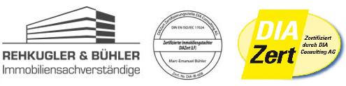 REHKUGLER & BÜHLER GmbH DIN 17024 zertifizierte Immobiliengutachter